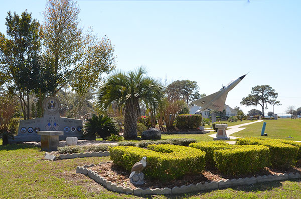 The Camp Blanding Museum and Memorial Park welcomes visitors to the historic military site in Starke. Camp Blanding Joint Training Center will benefit from an improved airspace control system and mass notification system thanks to a grant from the Florida Defense Support Task Force.