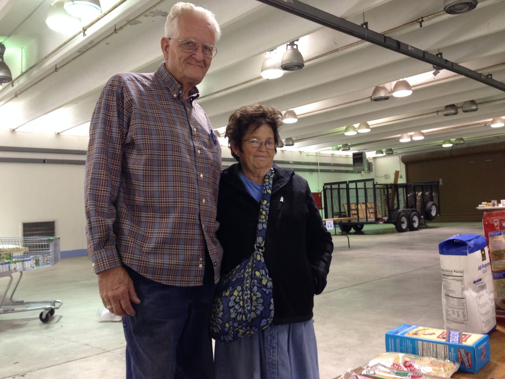 Doug and Bonnie Hummel have dedicated their lives to feeding the hungry in Gainesville.