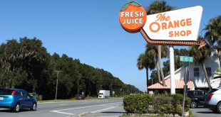 The Orange Shop, located on U.S. Highway 301 in Citra, maintains their 80-year-old growing practices, but continues to adapt to new technologies.