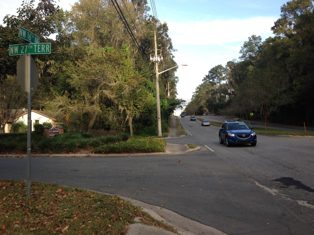 Alachua County will meet Nov. 12 to approve a bid and construction plans for the stretch of road between Northwest 57 Terrace to the Northwest 13th Street, including Northwest 16th Avenue.