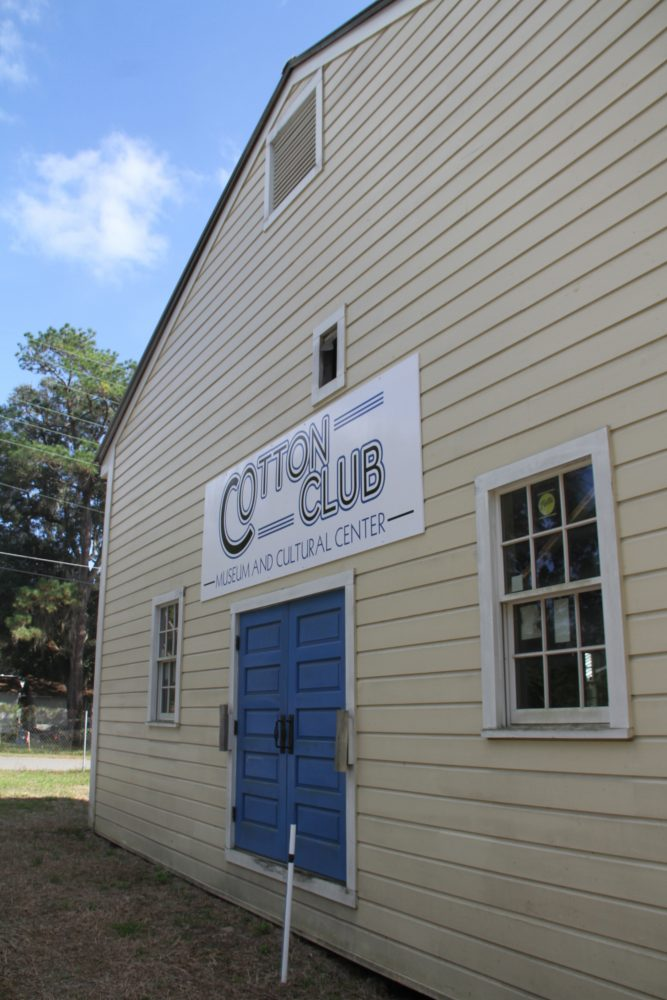 Cotton Club Museum and Cultural Center