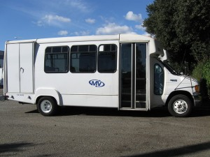 MV Transportation provides paratransit service to disabled people in Gainesville and Alachua County