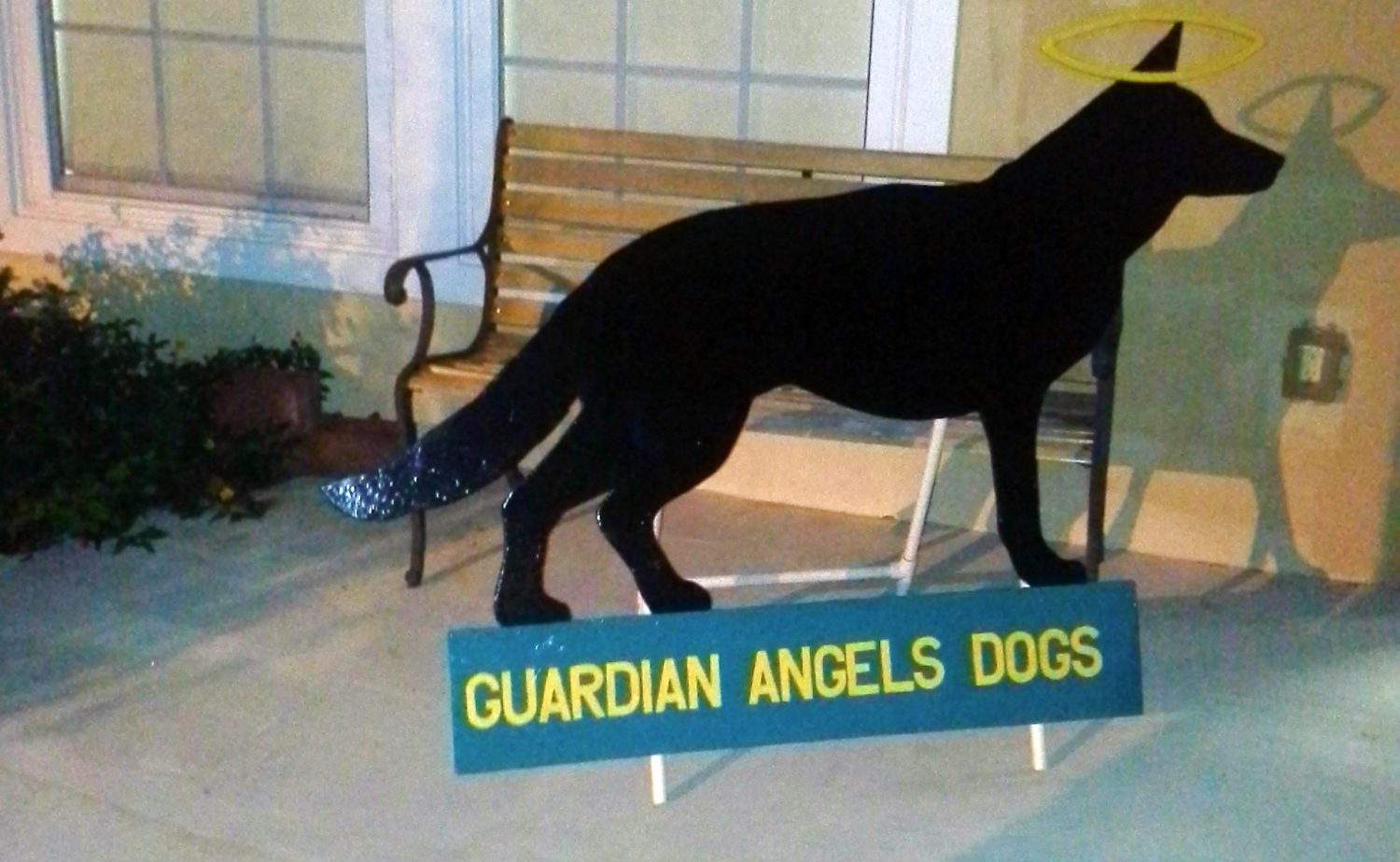 Guardian Angels Dogs is an organization that pairs disabled people with service dogs