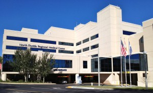 The Behavior Health Center will be located on the fourth floor of North Florida Regional Medical Center's North Tower