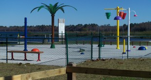 The Lake Butler Children's Splash Park is located by the lake's community center and children's park. The park is intended to expose younger children to safe physical activity.
