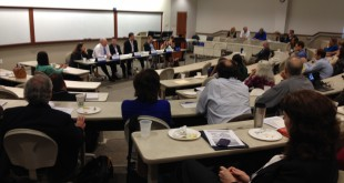 Global vs. local is common theme at sustainability, environmental conference UF Law School.