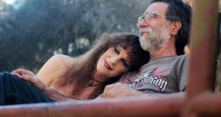 "Andersen said her and her boyfriend, Joe Courter, 63, co-founder of the Gainesville Civic Media Center, walk through the woods and kayak on Newnans Lake in their spare time. ""She's certainly enriched my life,"" Courter said."