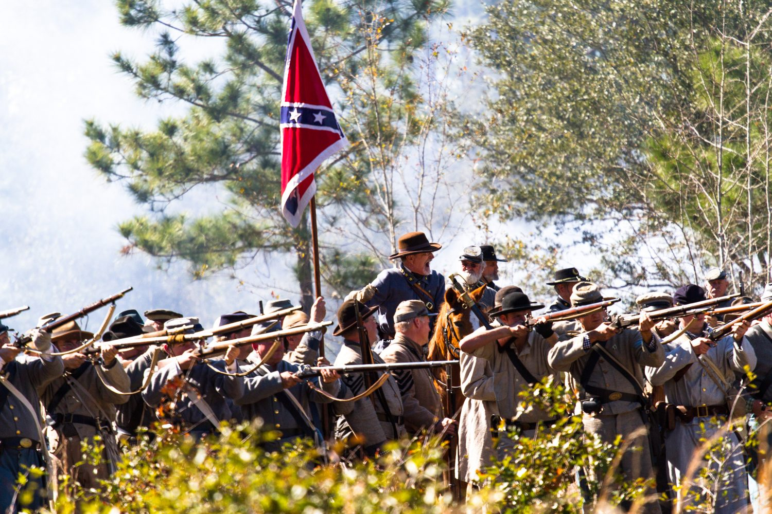 GALLERY: Thousands Gather for 150th Anniversary of Civil War
