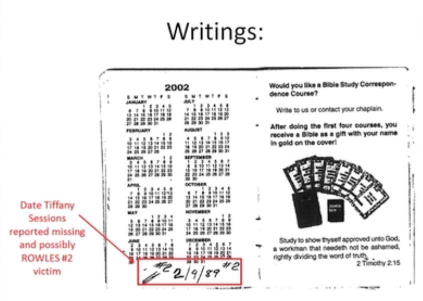 Rowles' writings