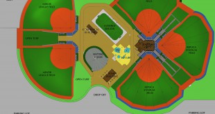 Although an empty field doesn't hold much potential now, Clay County Development Authority has teamed up with Big League Dreams to build a multimillion-dollar sports complex in Middleburg, Fla. Photo provided by Kerri Stewart, CCDA spokesperson and economic development policy adviser