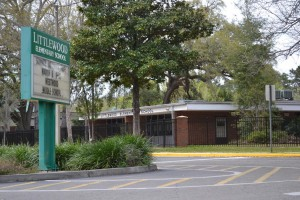 Schools like Littlewood Elementary School in Gainesville could be allowed to have armed safety officers on campus if House Bill 753 goes into effect.