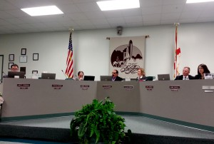 Hernando County School Board meeting