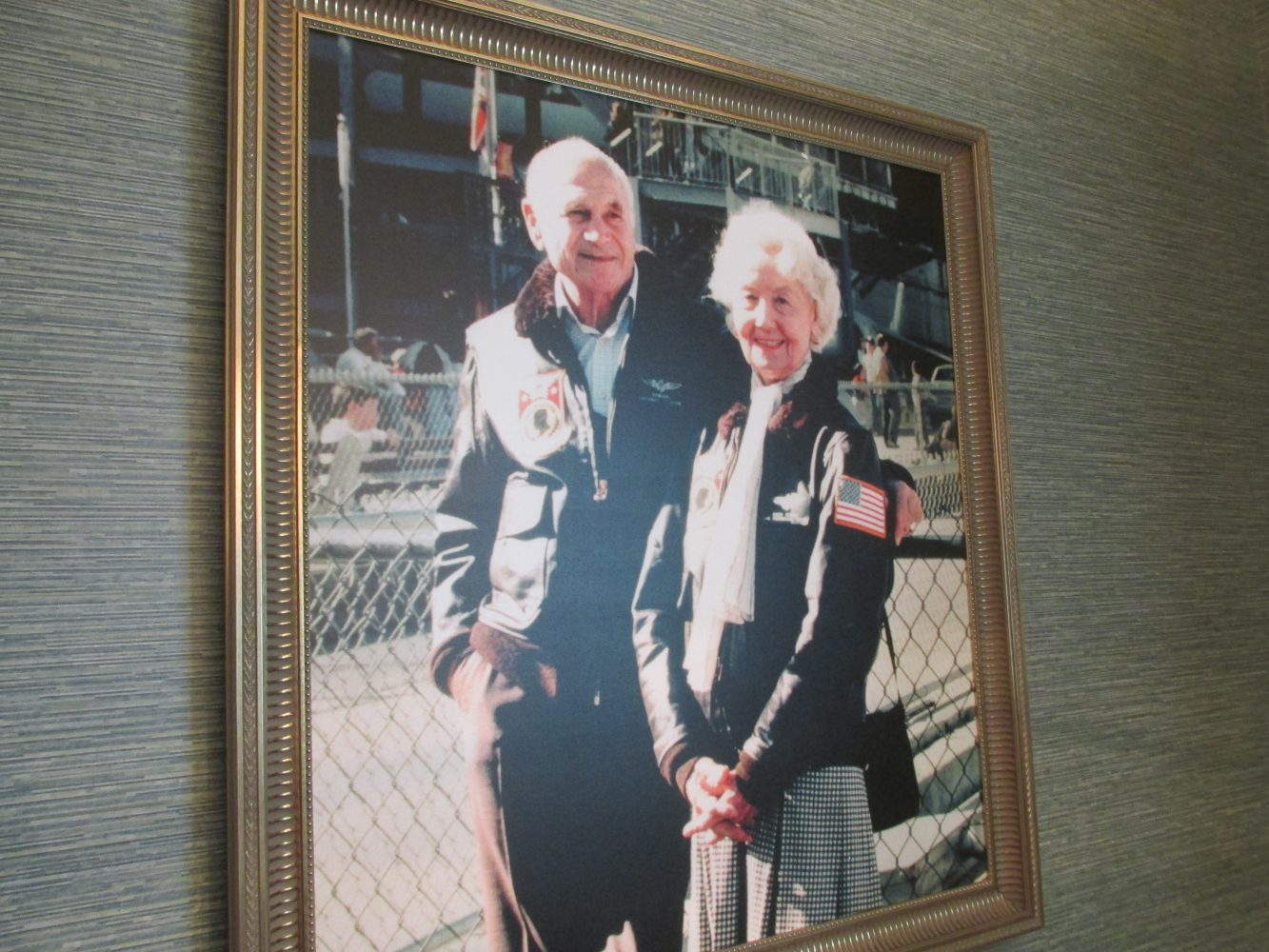 Zachary and Elizabeth Fisher, Fisher House Foundation Founders