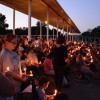 Pictures: Bell Residents Hold Vigil In Memory Of Slain Family