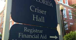 The Office for Student Financial Affairs offers many financial aid options to provide students with resources and information to understand the rights  incurred when they receive financial aid. The University of Florida office is located in Criser Hall on Union Road.