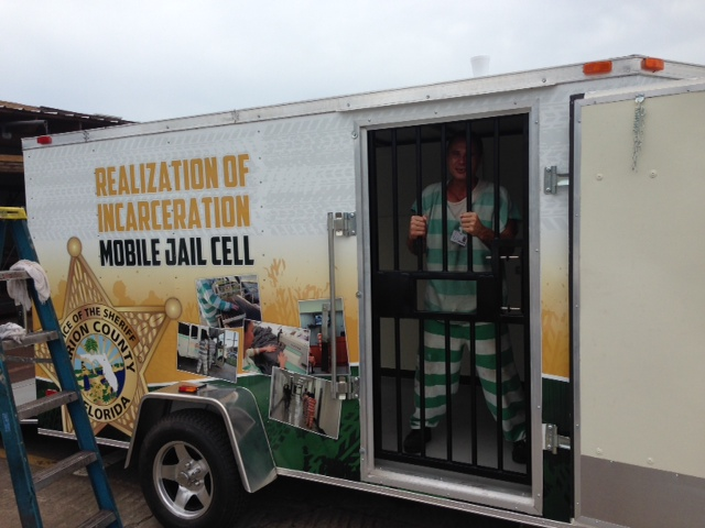Marion County Sheriff's Office Mobile Jail Unit