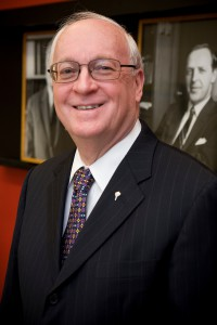 David Warren McLaughlin, Ph.D.
