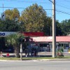 The average price for a gallon of regular unleaded gas in Gainesville is $3.29, according to GasBuddy.com. Prices can be found higher or lower throughout the city as shown at this Citgo on the corner of South Main Street and Southwest 16th Avenue.
