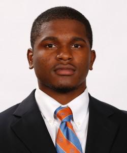 Treon Harris, University of Florida freshman quarterback.
