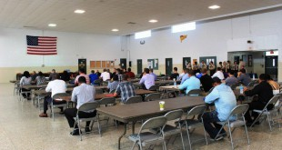 At the initial hiring event in Orlando, Fla., 55 veterans and military personnel were in attendance. About 150 veterans have applied to work with the Department of Corrections since the initiative was launched on Jun. 26.