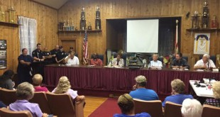 The Waldo City Council met Tuesday night to vote on disbanding the local police department. After hearing from residents and officers, the Waldo City Council disbanded the department due to lack of funding.