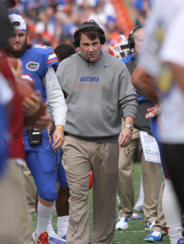 Florida Gators Will Muschamp