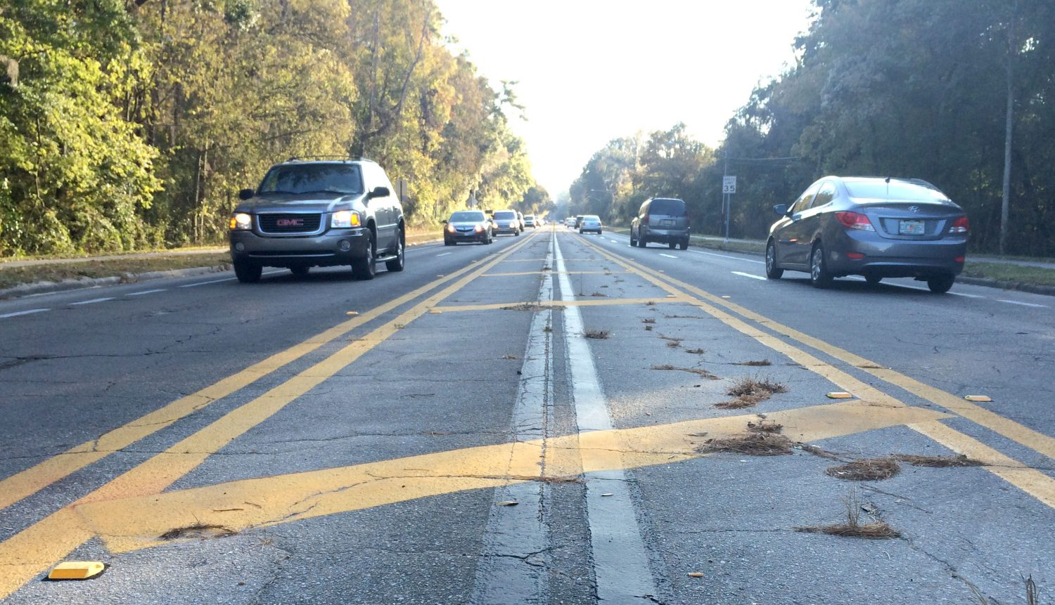 Community Members Urge City to Keep NW 8th Ave. Two Lanes – WUFT News