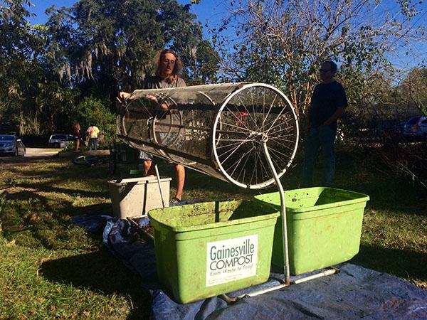 Gainesville Composts To Divert Waste – WUFT News