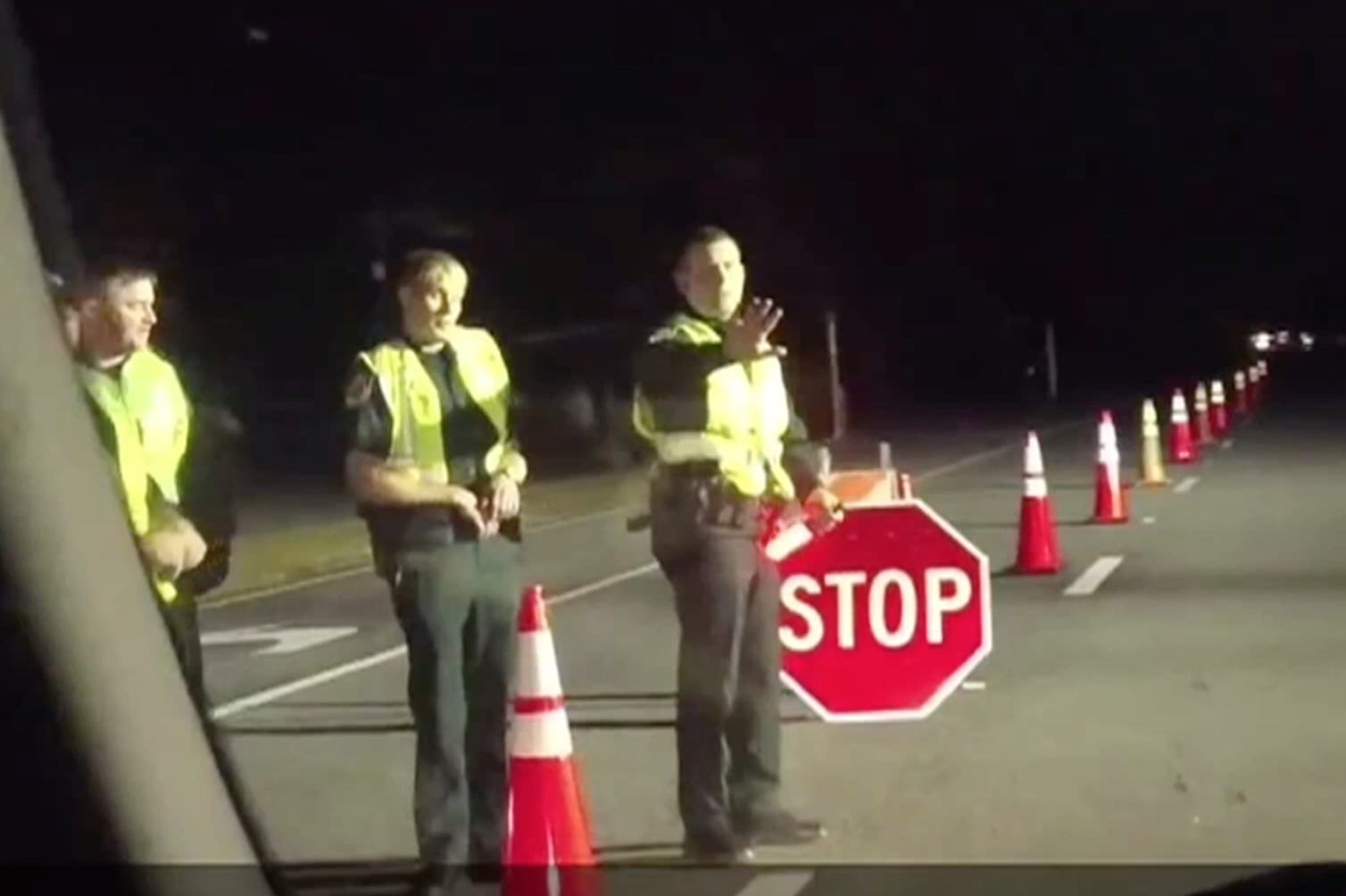 A Piece Of Paper Could Get You Out Of A DUI Checkpoint