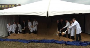 Shands Groundbreaking