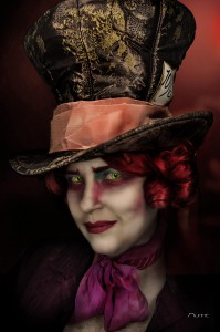 Erin McConnell, the founder of Heroes United Against Cosplay Bullying, is planning to wear her Alice in Wonderland Mad Hatter cosplay this weekend at SwampCon. She and the rest of the team will be presenting their panel at 2 p.m. on Saturday.