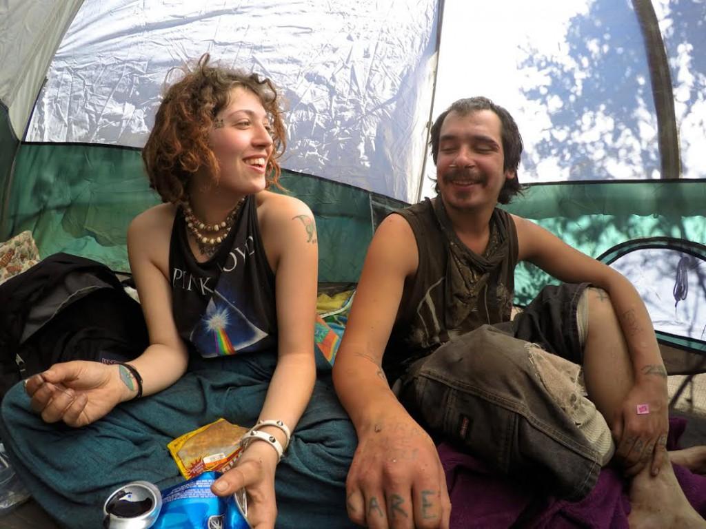 Florida family nudist campground