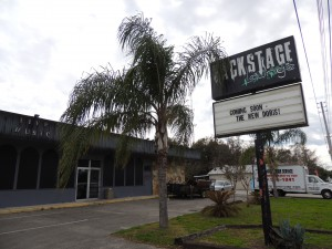 The Doris Bardon Community Cultural Center will move to the site of the former Backstage Lounge on South Main Street. Recently located on North Main Street, The Doris' employees are looking forward to having a permanent home for their cultural center.