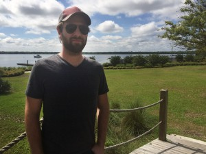 Luke Watkins, the 28-year-old partner of Black Hog Farms, is working toward creating a weekly farmers market along the St. Johns River in Palatka. The Saturday market will feature local farmers, musicians, artists and food trucks.