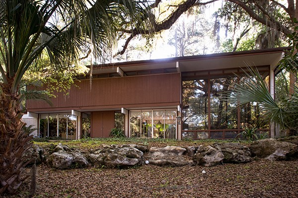 Mid century home nominated to preserve architectural for Modern house history
