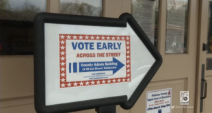 Early voting has begun for Gainesville city elections, and online voter registration may be coming soon.