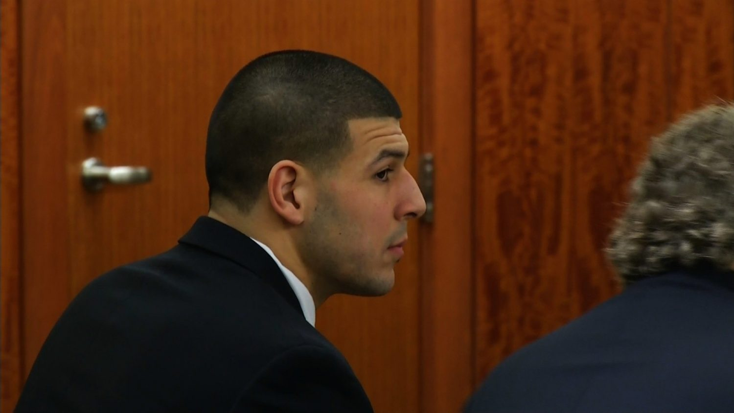 Nfl Player Aaron Hernandez Convicted Of Murder Gets Life Wuft News