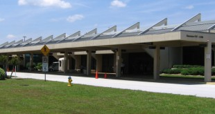 Gainesville Regional Airport.