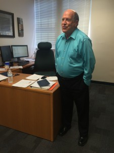 Bill Connellan, head of labor relations, said. considering inflation, UF faculty salaries are competitive. He says the overall goal of negotiations is to renegotiate salaries for the 2015-2016 year. Debora Lima / WUFT News