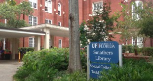 University of Florida George A. Smathers Libraries was awarded a $288,000 grant from the National Endowment for the Humanities to fund the digitization of historic newspapers. The grant, coupled with $325,000 Smathers received in 2013, adds up to the largest direct monetary award in the libraries' history.