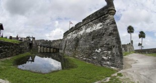 The Castillo de San Marcos National Monument is a treasure that could be affected by rising sea levels.