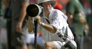Miami Herald PhotoJournalist Al Diaz