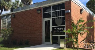 The Field and Fork Food Pantry is located on the University of Florida Campus. The current facility houses the first of two expansion phases. Phase two will expand the building to house more coolers and freezers to allow for more fresh food.