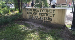 The e-Branch is run out of Alachua County Library District headquarters at 401 E University Ave. A staff of three runs the branch, according to branch manager Otto Pliel.