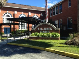 Students at A. Quinn Jones Exceptional Student Center spend seventh period learning social-emotional skills, Vice Principal Anntwanique Edwards said. River Pheonix Center for Peacebuilding hopes A. Quinn Jones is the first of many schools in Alachua county to implement to program.