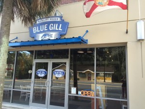 Blue Gill Quality Foods is one of the proposed options for the renovated Bo Didley Plaza.