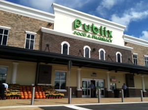 The city of Alachua is finally opening a Publix after years of requests from residents. The 45,600-square-foot store includes a drive-through pharmacy, a deli, a bakery, and seafood and floral departments.