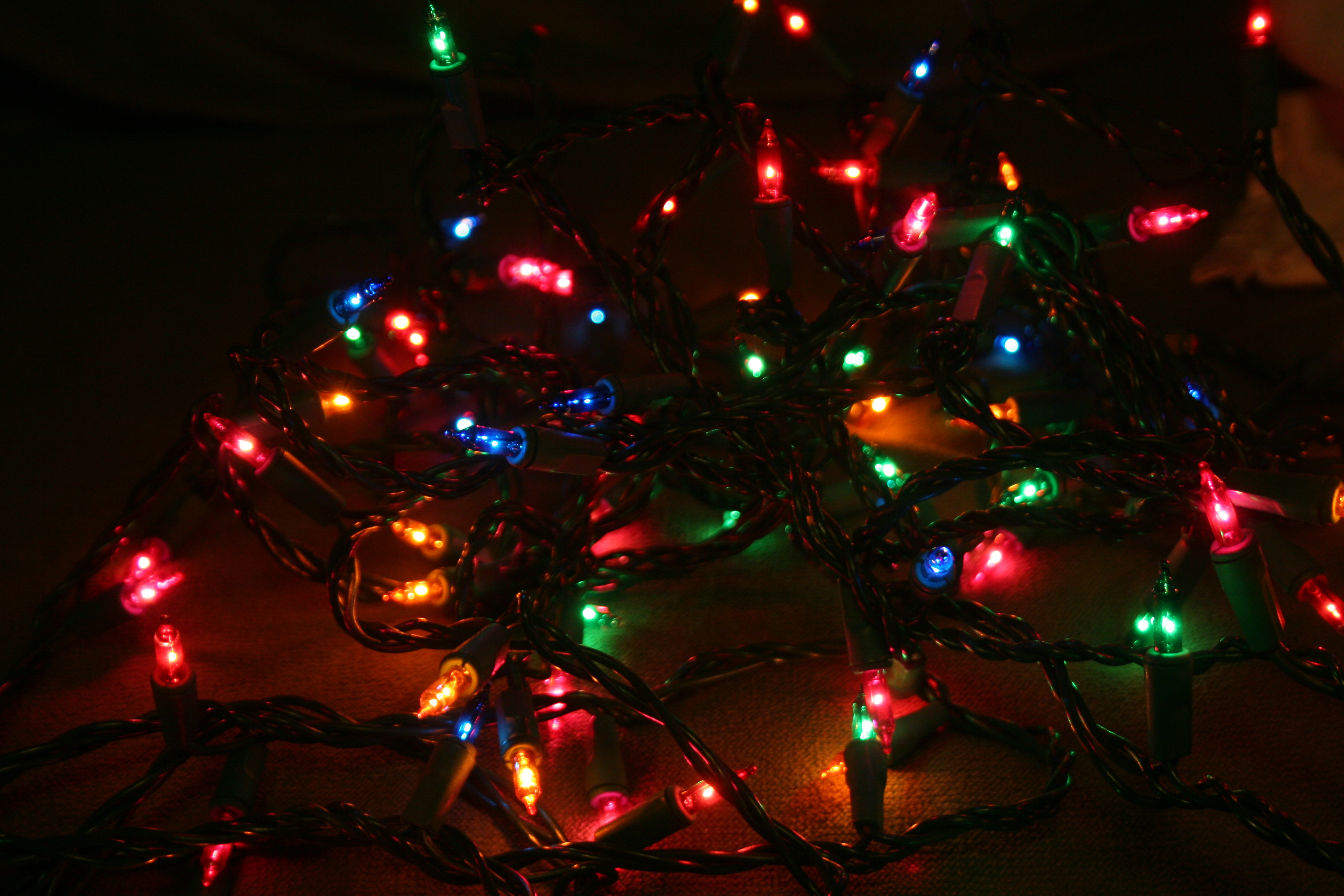 New Holiday Decorations? Here s Where You Can Recycle Those Old Lights WUFT News