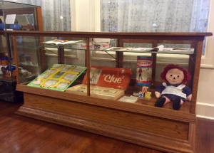 """The """"Boys & Girls & Their Toys"""" exhibit will be open from November to December at the Matheson Library."""