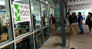Fresh Food Company is one of UF's on-campus dining halls.